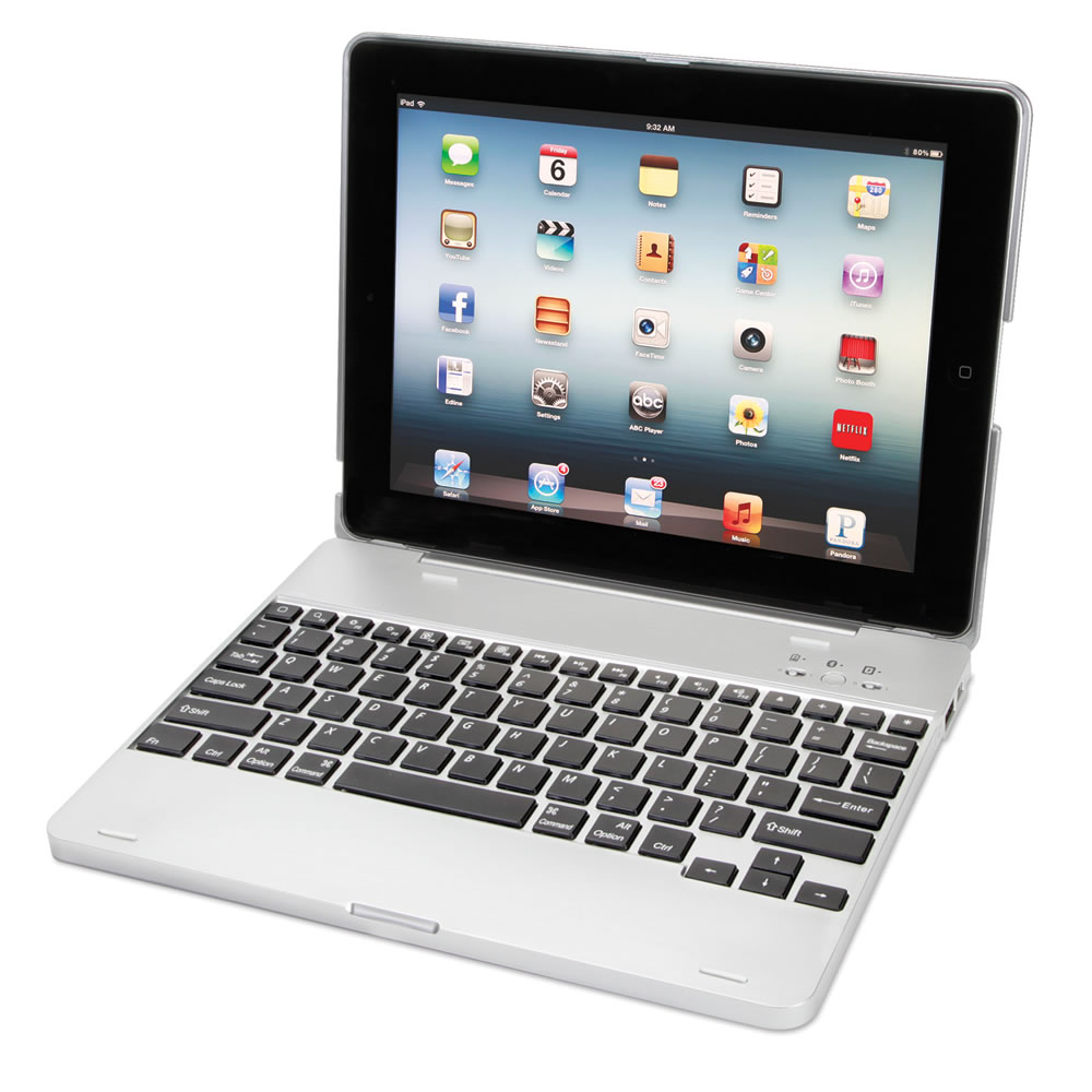 The iPad Keyboard And Power Case 1