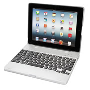 The iPad Keyboard And Power Case.