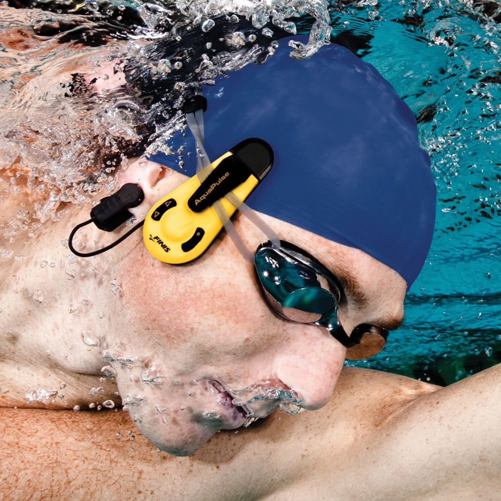 The Swimmer's Talking Heart Rate Monitor 2