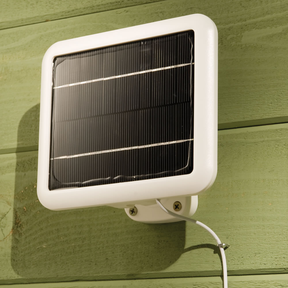 The Solar Powered Video Security Light 2