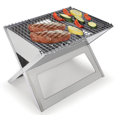 The Fold Flat Grill.