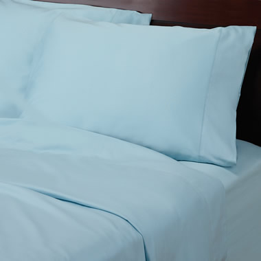 The Hot/Cold Sleeper's Sheet Set.