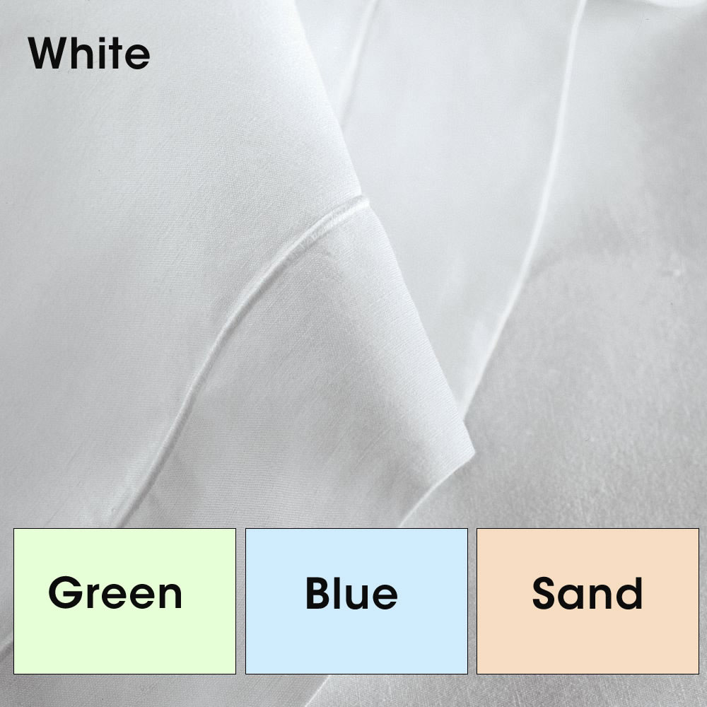 The Hot/Cold Sleeper's Sheet Set (King)2