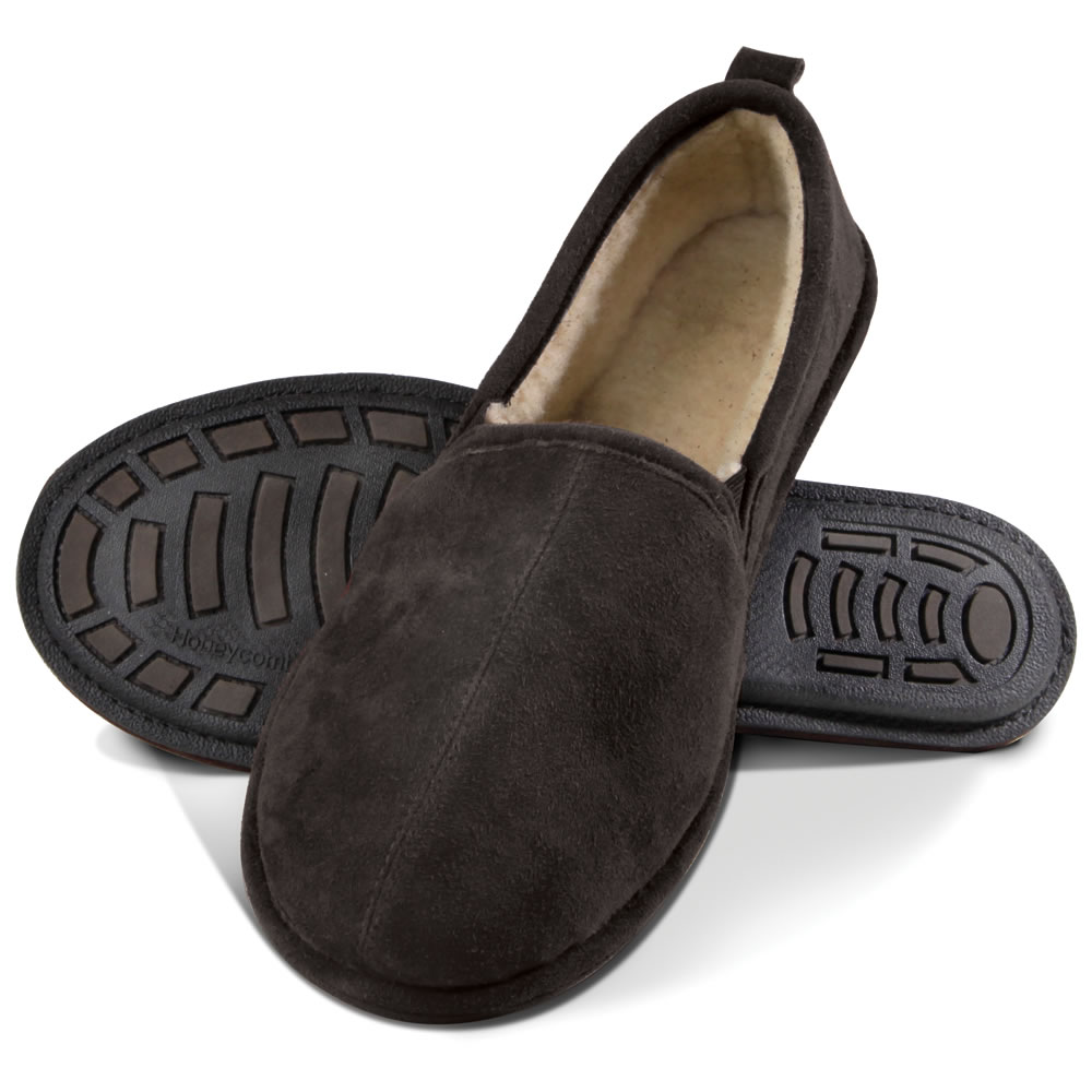 The Gentlemen's Temperature Regulating Slippers 2