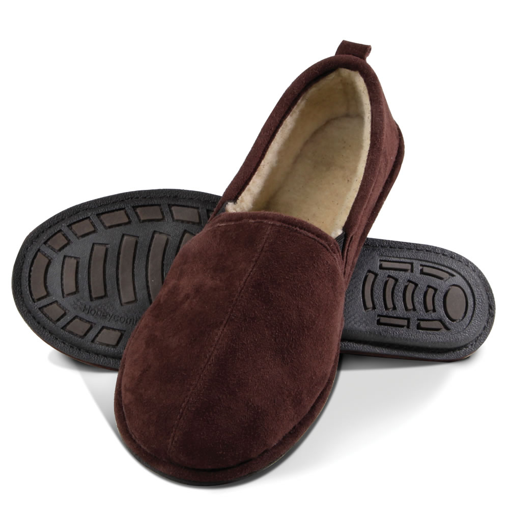 The Gentlemen's Temperature Regulating Slippers 1