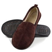 The Gentlemen's Temperature Regulating Slippers.