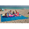 The Four Person Beach Mat.