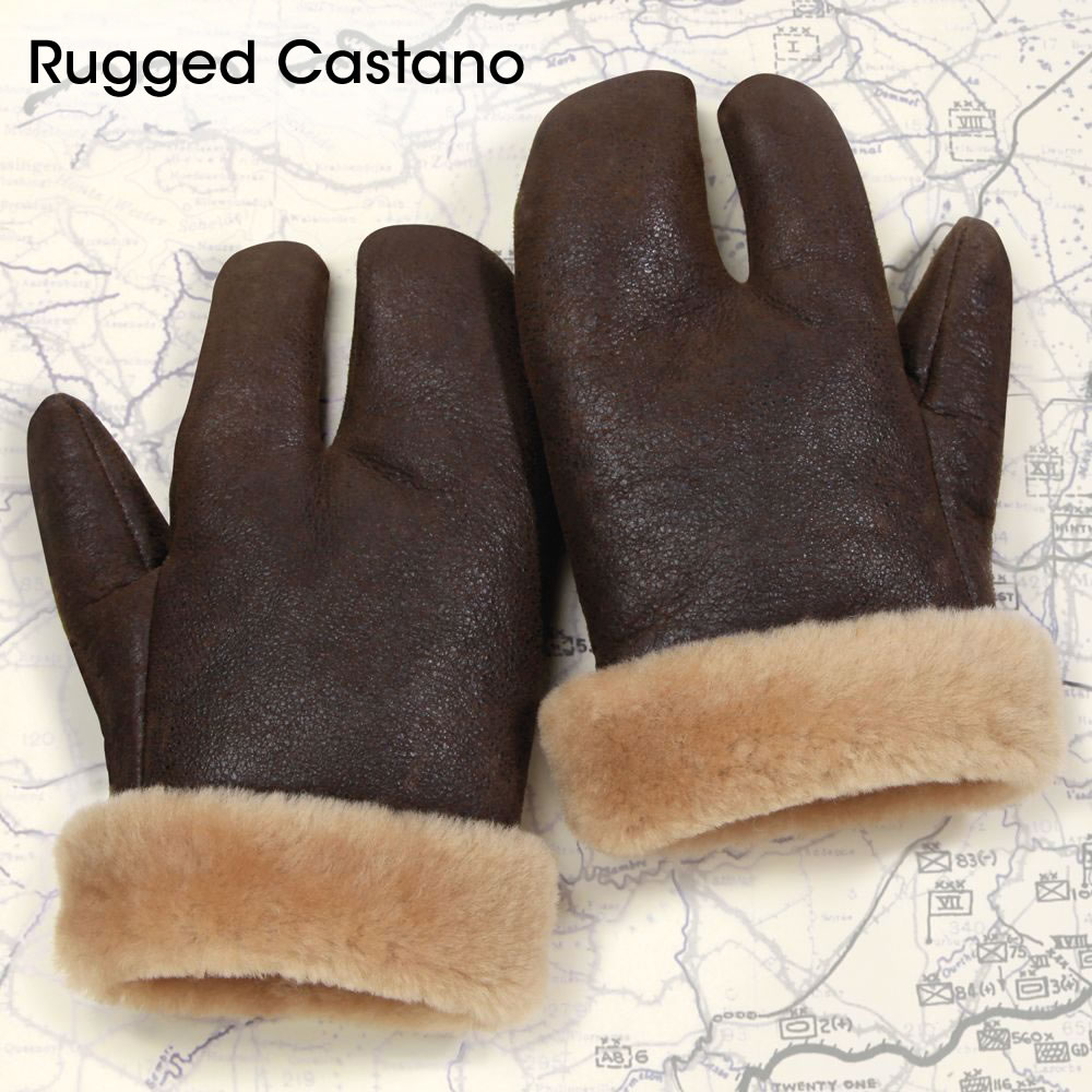 The Flying Fortress Gunner's Gloves 2
