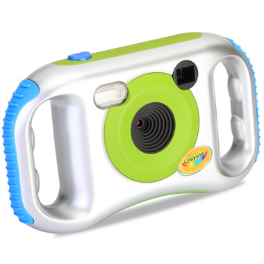 The Best Childrens Digital Camera (Green)