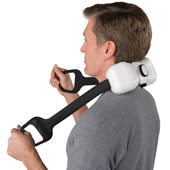 The Optimal Position Neck Massager.
