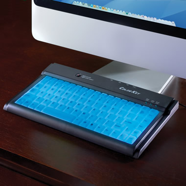 The Illuminated Keyboard