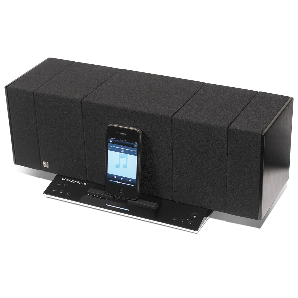 The Acoustically Tuned Bluetooth Stereo 2