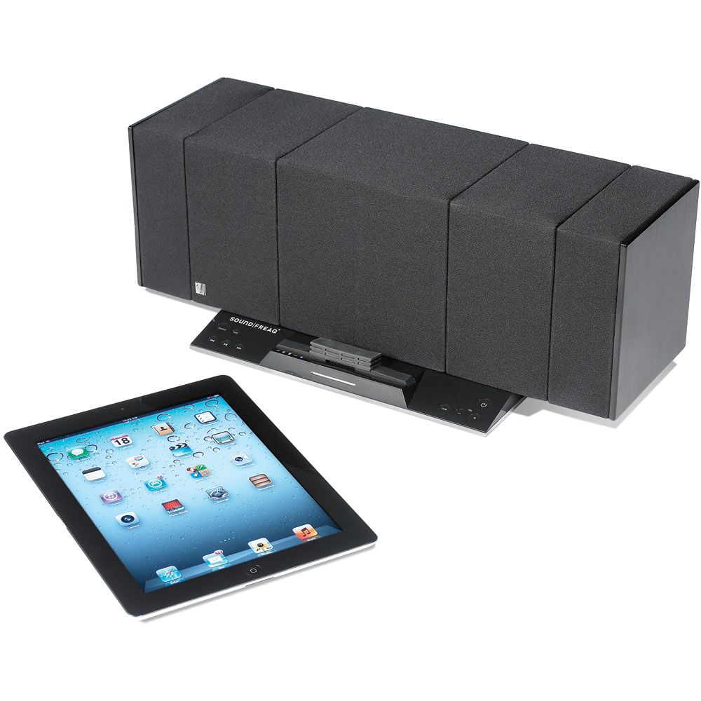 The Acoustically Tuned Bluetooth Stereo 1