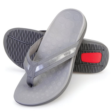 The Lady's Plantar Fasciitis Sandal.