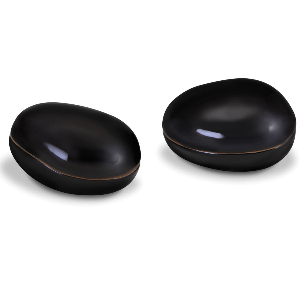 The Rechargeable Massage Hot Stones 2