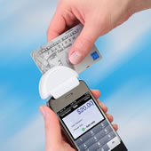 The Smartphone Credit Card Terminal.