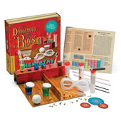 The Dangerous Book for Boys Science Set.