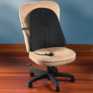 The Perfect Fit Lumbar Back Support.