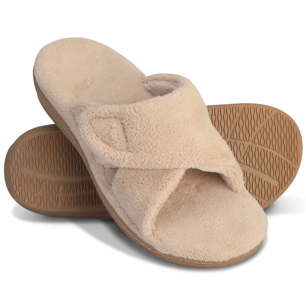 The Lady's Plantar Fasciitis Slipper Slides 1