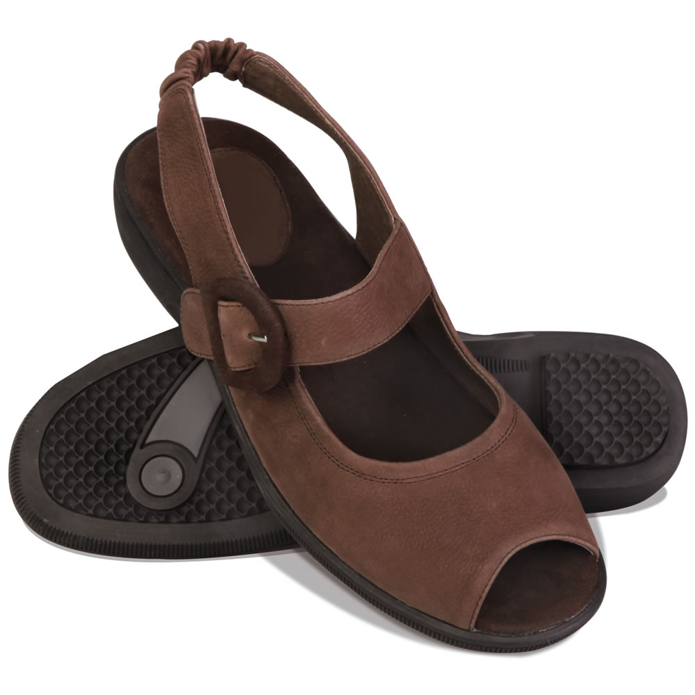 The Lady's Spring Loaded Sandals 1