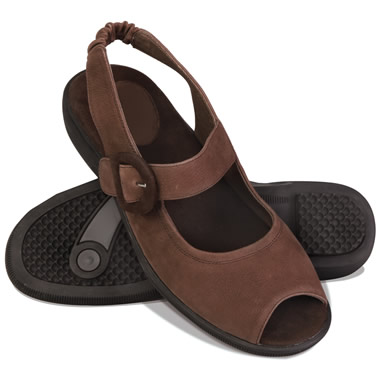 The Lady's Spring Loaded Sandals.