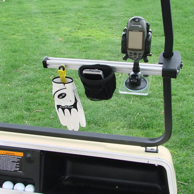 The Award Winning Golf Cart Organizer.