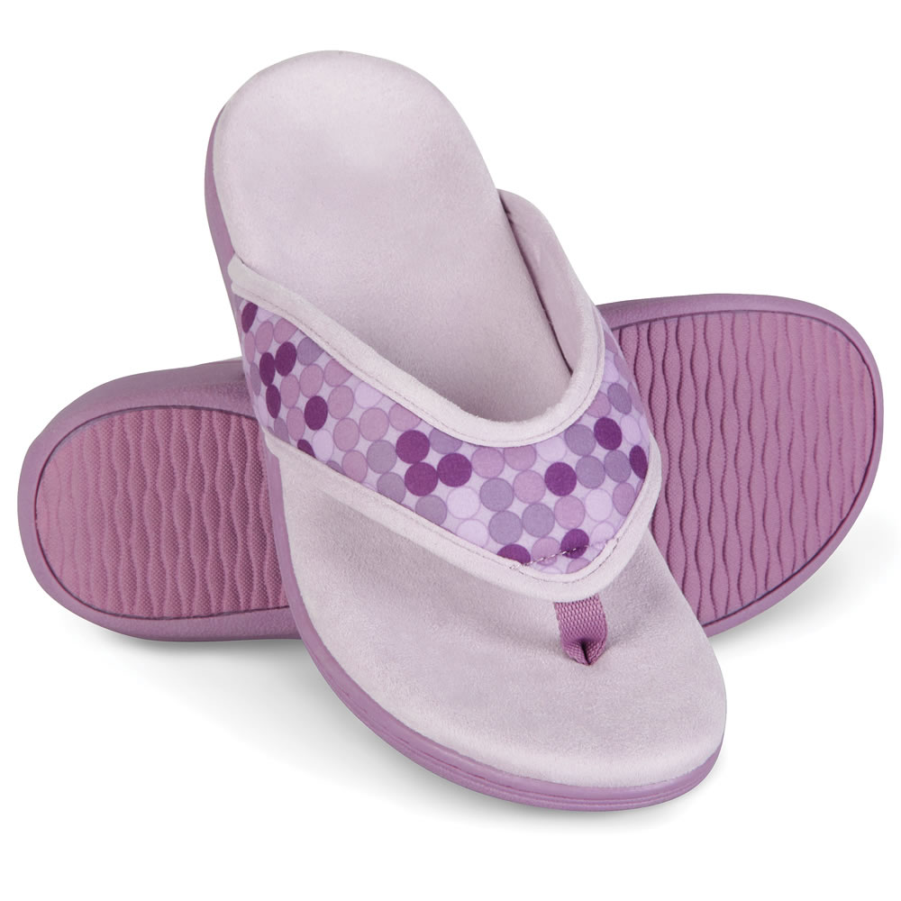 The Lady's Plantar Fasciitis Slipper Sandals 1