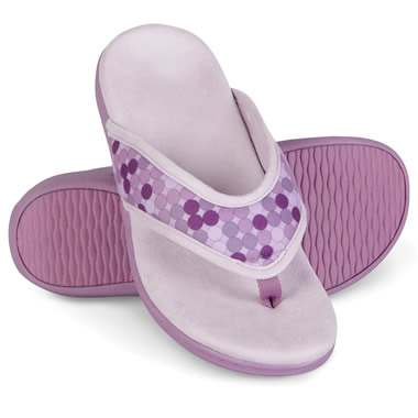 The Lady's Plantar Fasciitis Slipper Sandals.
