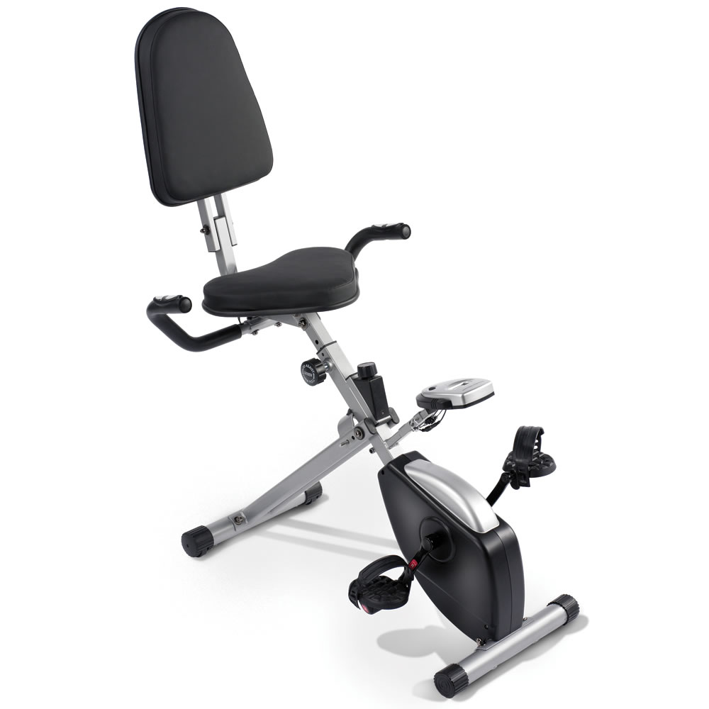 The Foldaway Recumbent Exercise Bicycle 1