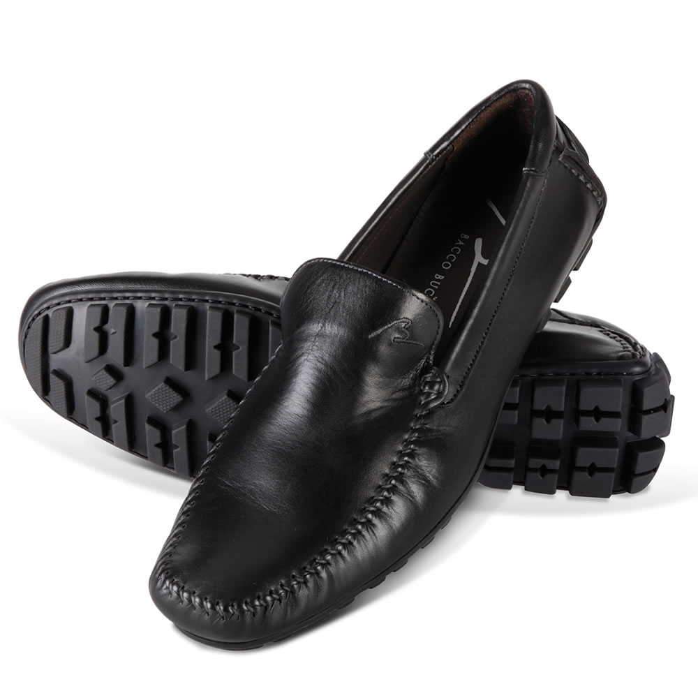 The Italian Leather Driving Moccasins1