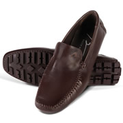 The Italian Leather Driving Moccasins.
