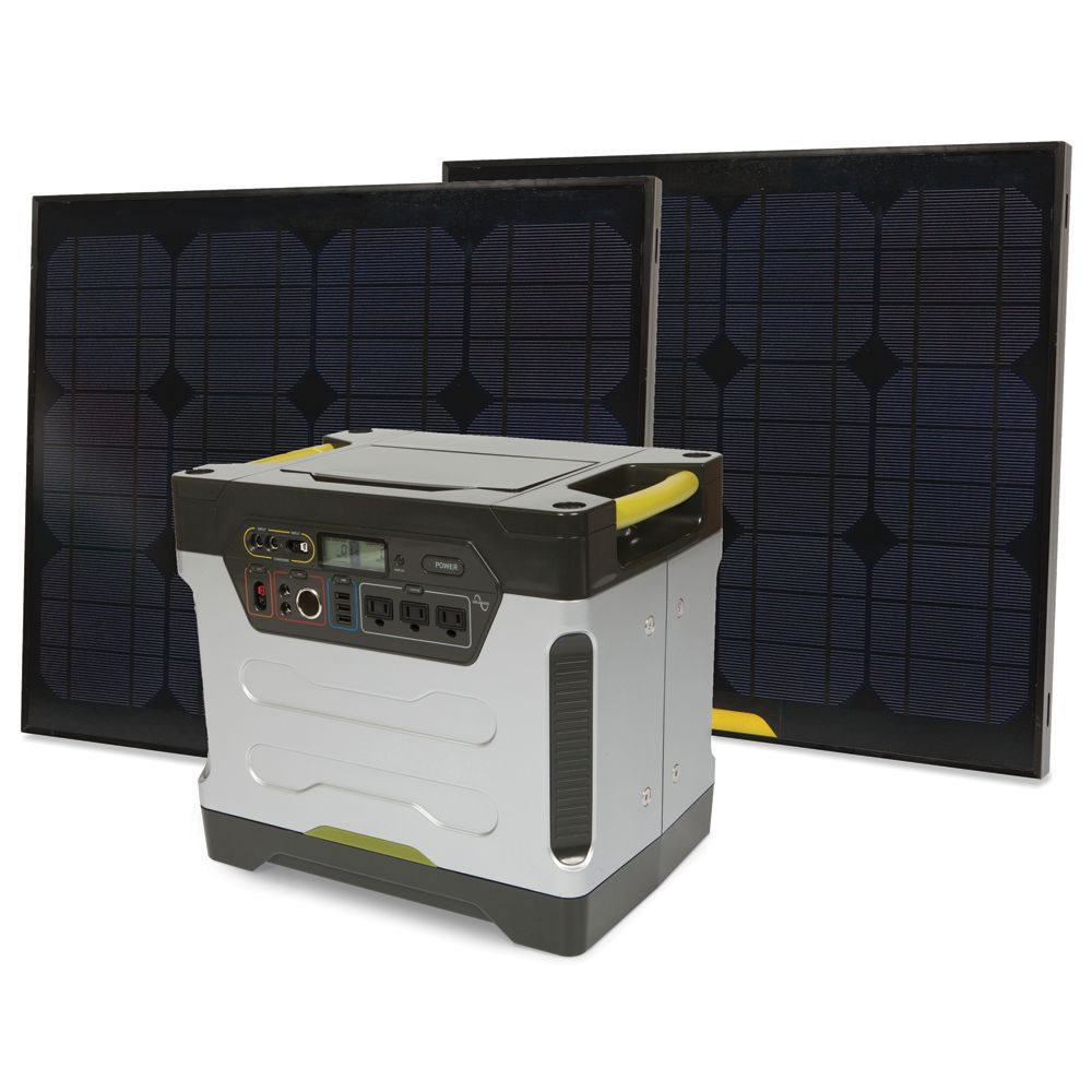 The Home Solar Power Generator 2