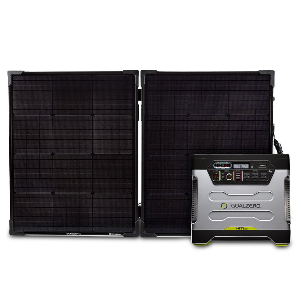 The Home Solar Power Generator 4