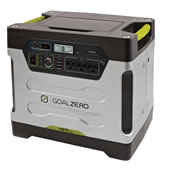 Home Solar Power Generator