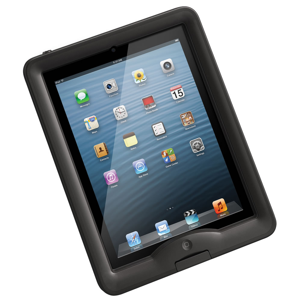 The Waterproof iPad Case3