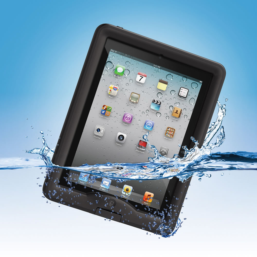The Waterproof iPad Case 1