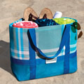 The Sandless Beach Tote. 