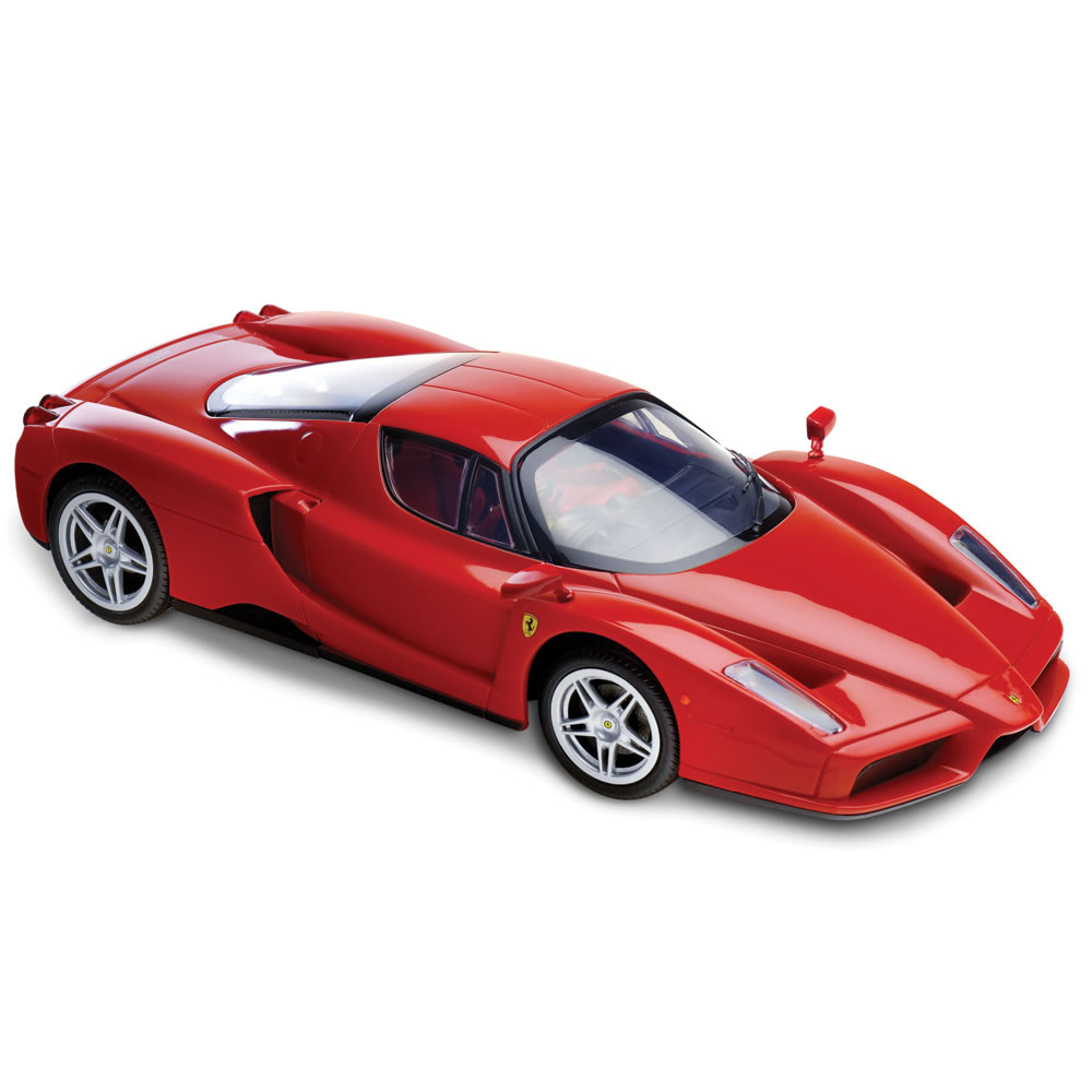 The iPhone Controlled Enzo Ferrari3