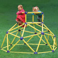 The Instant Geodesic Dome.