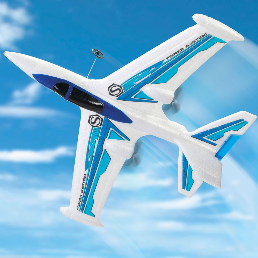 The Remote Controlled Aerobatic Plane2