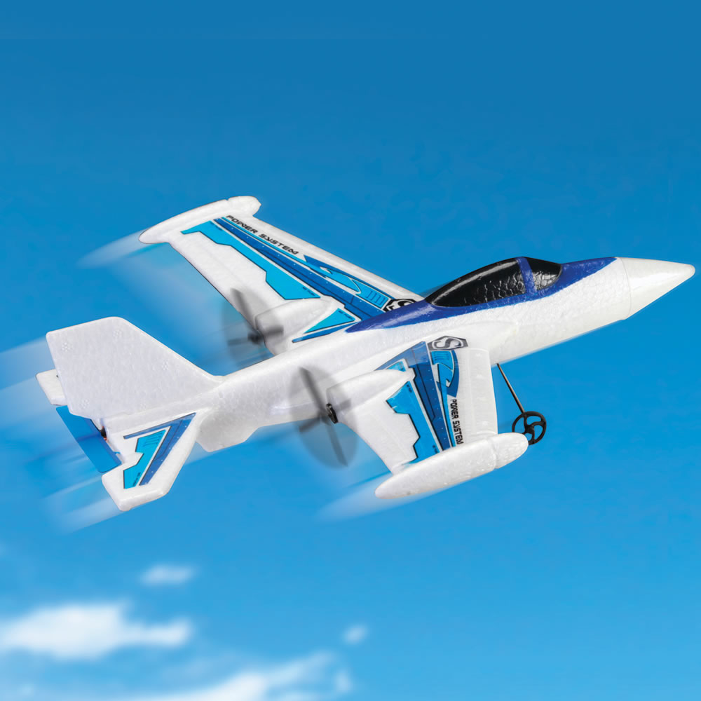 The Remote Controlled Aerobatic Plane 3