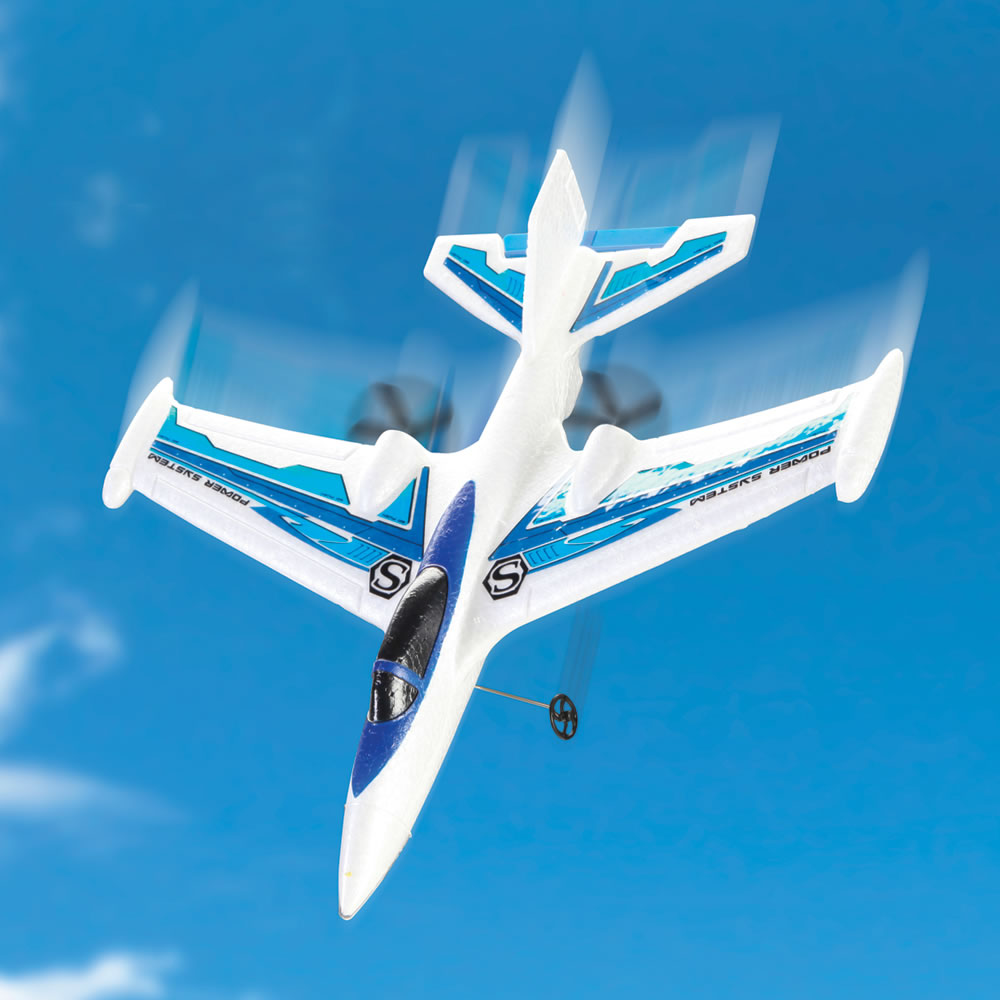 The Remote Controlled Aerobatic Plane 4