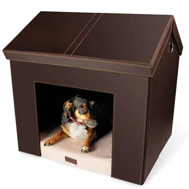The Foldaway Dog House (Medium).