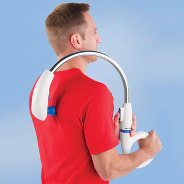 The Ergonomical Back Massager.