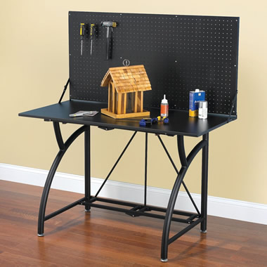 The Foldaway Workbench
