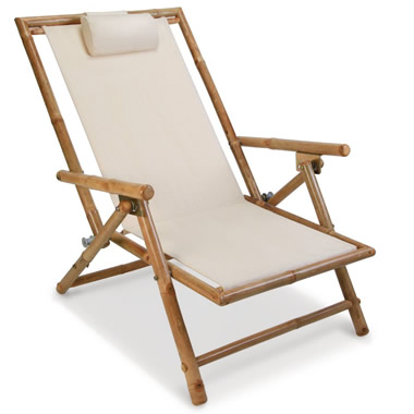 The Portable Bamboo Chair