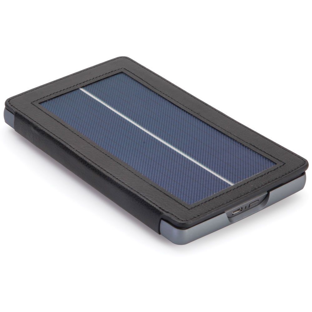 The Solar Lighted Kindle 4 Case4