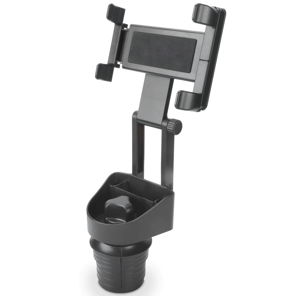 The Automobile iPad Cupholder Mount 4