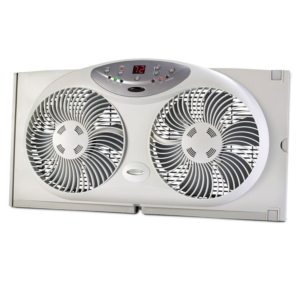 Best Low Profile Window Fan