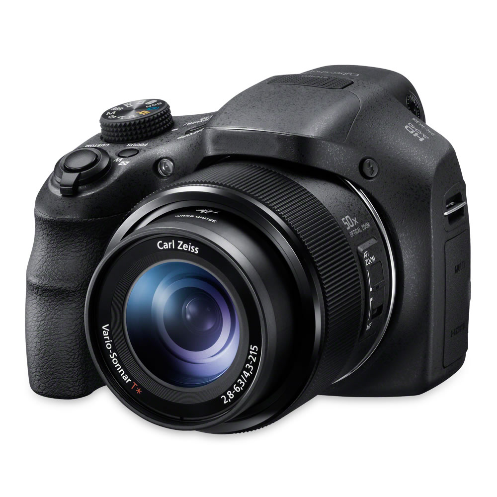 The 50X Optical Zoom Digital Camera 4